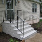 Railing & more concrete products in Joliet, IL