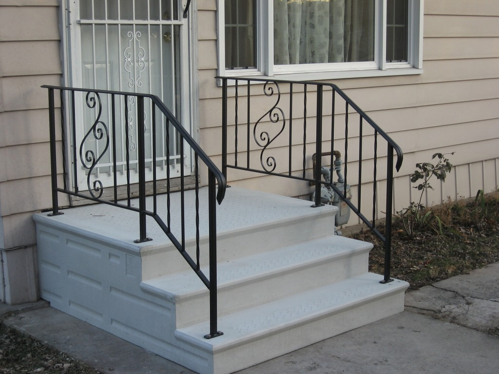 ornamental iron railings joliet
