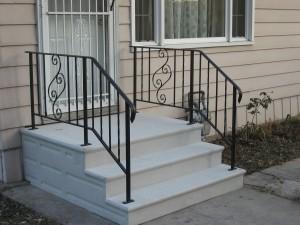 ornamental iron railings joliet