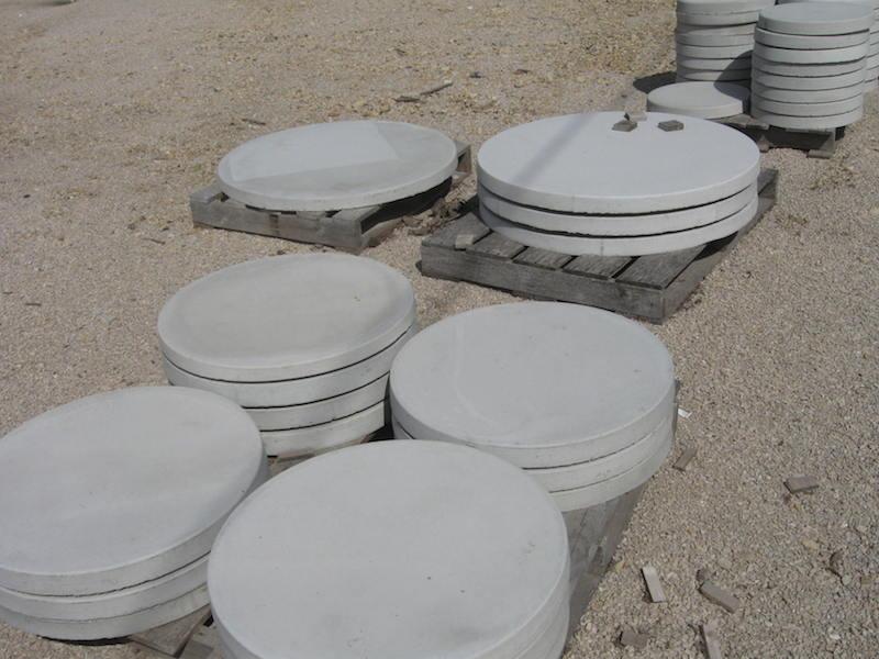 Patio Stones Round