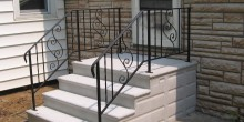 Precast Concrete Steps in Chicago, IL
