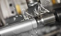 increase the wear-resistance of industrial machine components